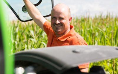 Auf einen Komposttee mit Michael Reber — Die Agrar-Blogger