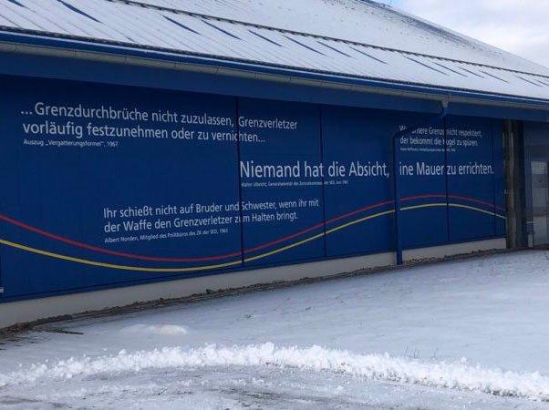 Ein Stück deutsche Geschichte – und danach noch viel mehr!