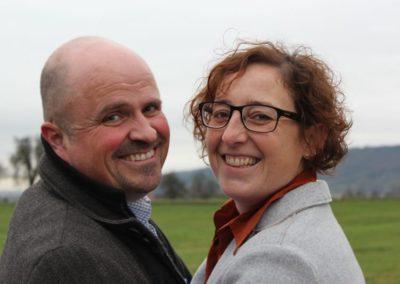 Manuela und Michael Reber