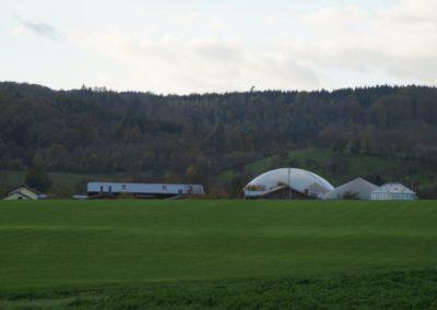 Biogasanlage – Innovative Landwirtschaft Reber