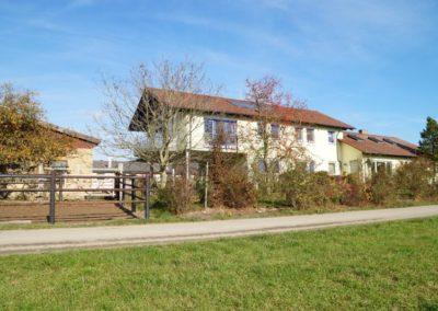 Unser Hof in Gailenkirchen - Familie Reber